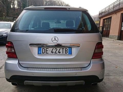 2006 Mercedes-Benz ML E Bardhë Ne Shitje Foto 2