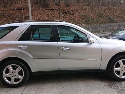 2006 Mercedes-Benz ML E Bardhë Ne Shitje Foto 4