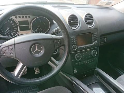 2006 Mercedes-Benz ML E Bardhë Ne Shitje Foto 5