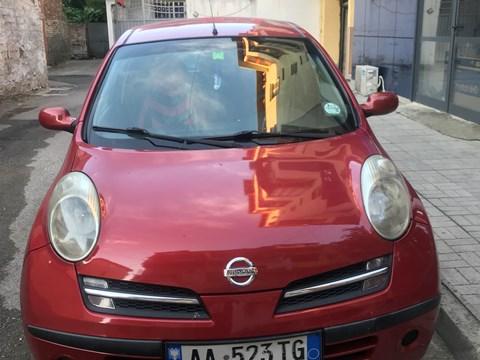 2006 Nissan Micra Vishnje Ne Shitje Foto 1