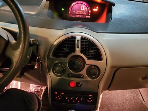 2006 Renault Modus Blu Ne Shitje Foto 1