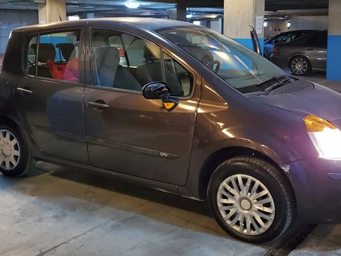 2006 Renault Modus Blu Ne Shitje Foto 2