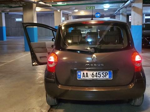 2006 Renault Modus Blu Ne Shitje Foto 3