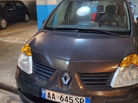2006 Renault Modus Blu Ne Shitje Foto 4