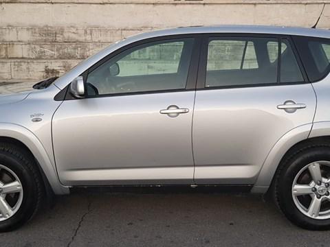 2006 Toyota RAV4 E Argjendtë Ne Shitje Foto 1