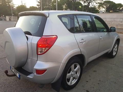2006 Toyota RAV4 E Argjendtë Ne Shitje Foto 5
