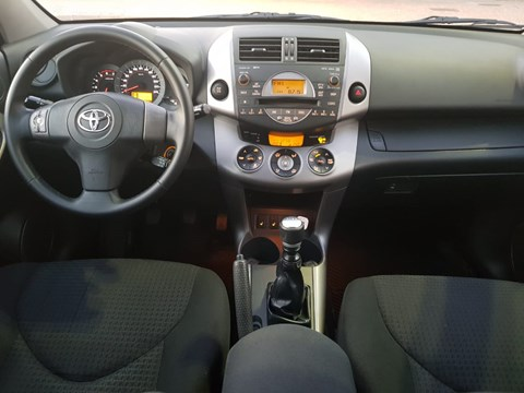 2006 Toyota RAV4 E Argjendtë Ne Shitje Foto 6