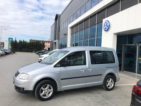 2006 Volkswagen Caddy E Argjendtë Ne Shitje Foto 3