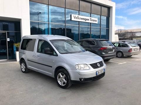 2006 Volkswagen Caddy E Argjendtë Ne Shitje Foto 4