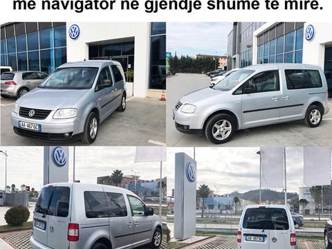 2006 Volkswagen Caddy E Argjendtë Ne Shitje Foto 5