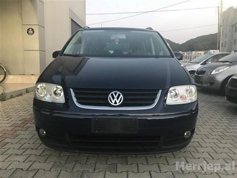 2006 Volkswagen Touran Blu Ne Shitje Foto 1