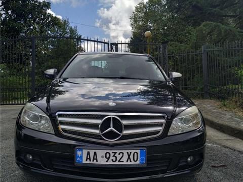 2007 Mercedes-Benz C E Zezë Ne Shitje Foto 1