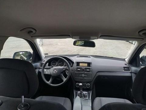 2007 Mercedes-Benz C E Zezë Ne Shitje Foto 6