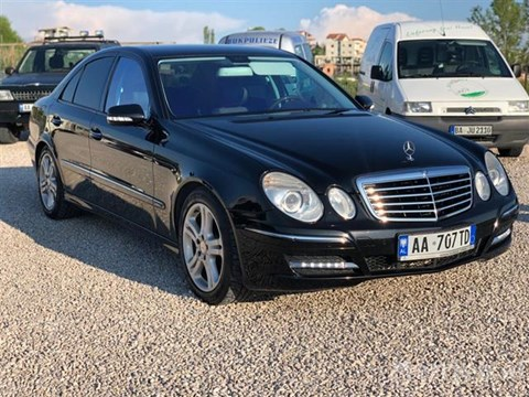 2007 Mercedes-Benz E E Zezë Ne Shitje Foto 1