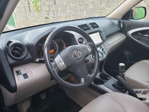 2007 Toyota RAV4 E Zezë Ne Shitje Foto 4