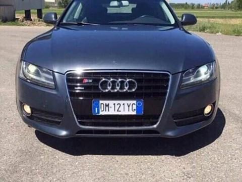 2008 Audi A5 E Zezë Ne Shitje Foto 1