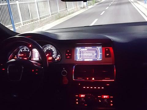 2008 Audi Q7 E Argjendtë Ne Shitje Foto 3