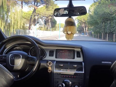 2008 Audi Q7 E Argjendtë Ne Shitje Foto 5
