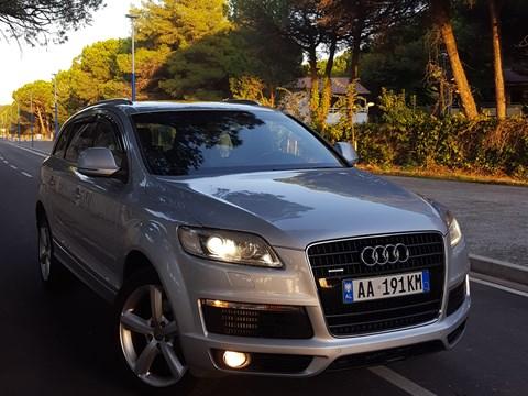 2008 Audi Q7 E Argjendtë Ne Shitje Foto 6