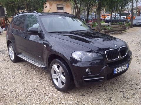 2008 BMW X5 E Zezë Ne Shitje Foto 1