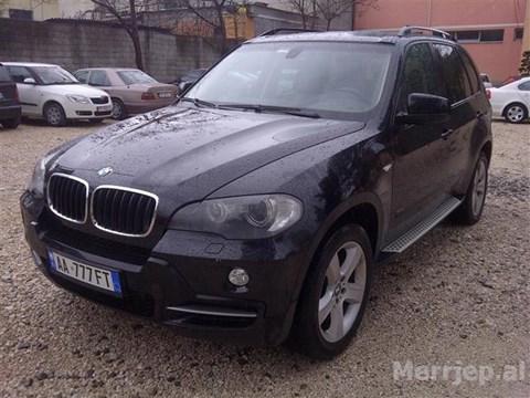 2008 BMW X5 E Zezë Ne Shitje Foto 2