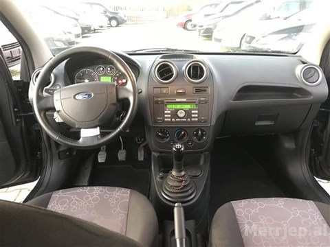 2008 Ford Fiesta Gri Ne Shitje Foto 5