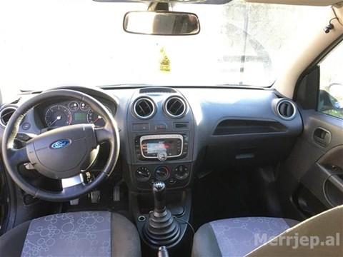 2008 Ford Fiesta E Argjendtë Ne Shitje Foto 3