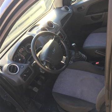 2008 Ford Fiesta E Argjendtë Ne Shitje Foto 5