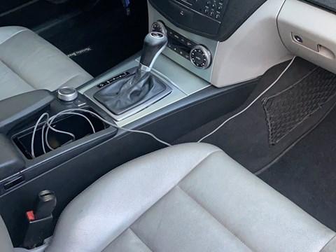 2008 Mercedes-Benz C E Argjendtë Ne Shitje Foto 2