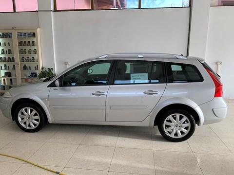 2008 Renault Megane E Argjendtë Ne Shitje Foto 1