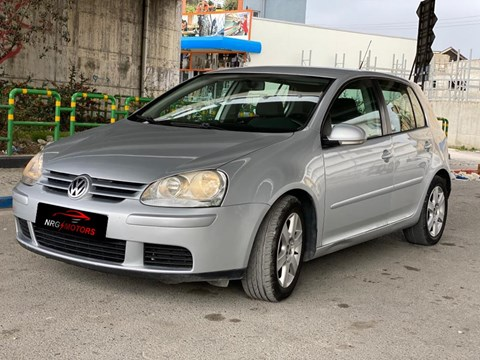 2008 Volkswagen Golf E Argjendtë Ne Shitje Foto 1