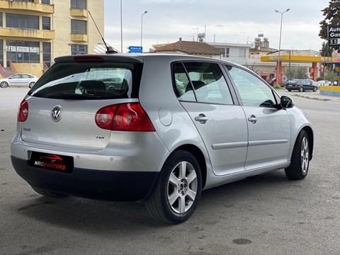 2008 Volkswagen Golf E Argjendtë Ne Shitje Foto 3