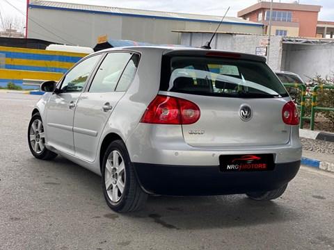 2008 Volkswagen Golf E Argjendtë Ne Shitje Foto 4