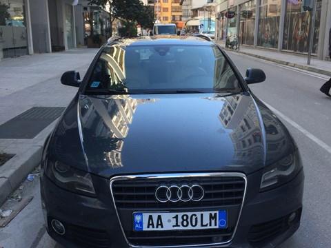 2009 Audi A4 Gri Ne Shitje Foto 1