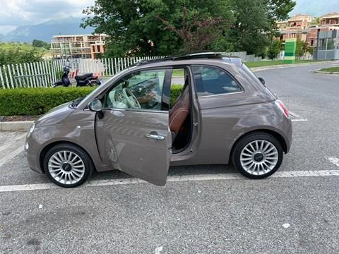 2009 Fiat 500 Gri Ne Shitje Foto 4