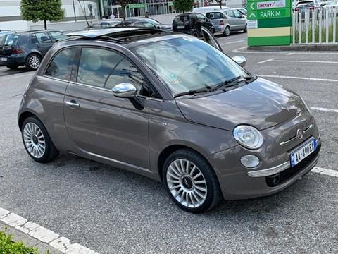 2009 Fiat 500 Gri Ne Shitje Foto 5