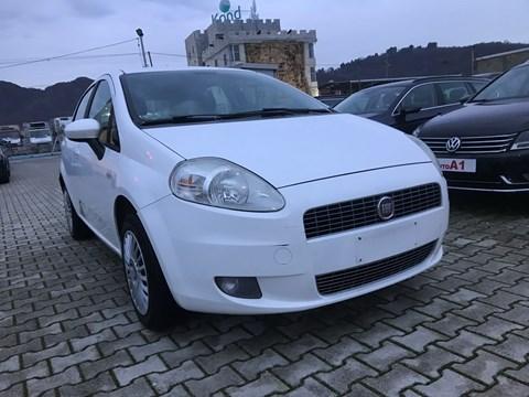 2009 Fiat Grande Punto E Bardhë Ne Shitje Foto 1