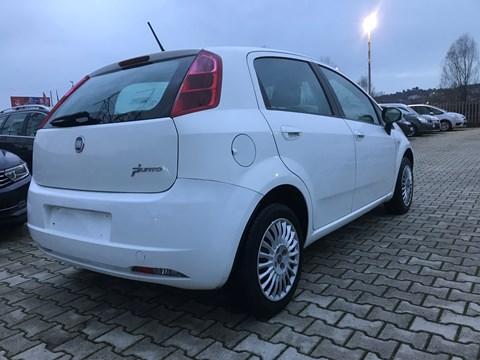 2009 Fiat Grande Punto E Bardhë Ne Shitje Foto 2