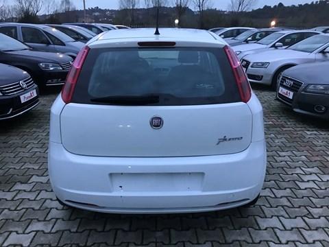 2009 Fiat Grande Punto E Bardhë Ne Shitje Foto 3