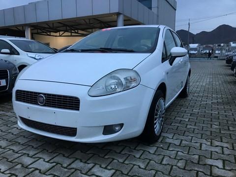 2009 Fiat Grande Punto E Bardhë Ne Shitje Foto 4