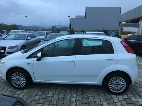 2009 Fiat Grande Punto E Bardhë Ne Shitje Foto 5