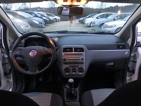 2009 Fiat Grande Punto E Bardhë Ne Shitje Foto 6