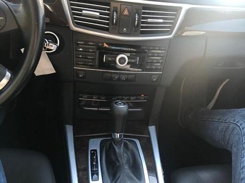 2009 Mercedes-Benz E Bezhë Ne Shitje Foto 5