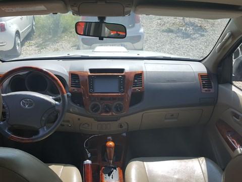 2009 Toyota Hilux Rozë Ne Shitje Foto 3