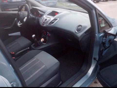 2010 Ford Fiesta E Argjendtë Ne Shitje Foto 5