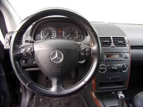 2010 Mercedes-Benz A E Zezë Ne Shitje Foto 3