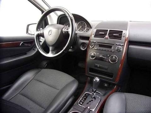 2010 Mercedes-Benz A E Zezë Ne Shitje Foto 4