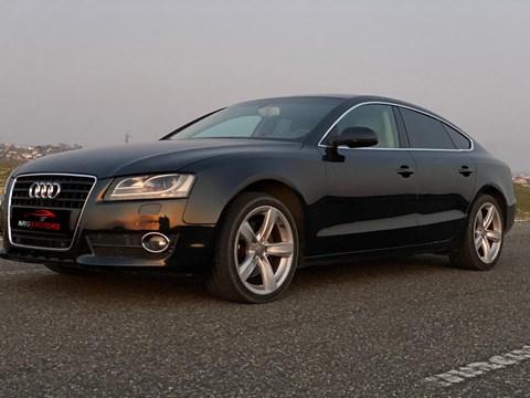 2011 Audi A5 E Zezë Ne Shitje Foto 3