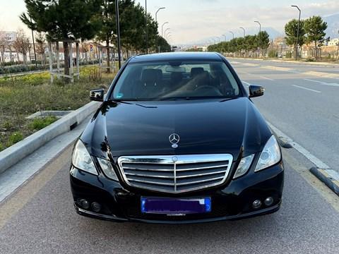 2011 Mercedes-Benz E E Zezë Ne Shitje Foto 4