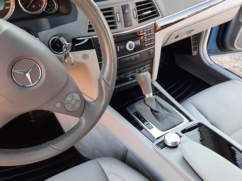 2011 Mercedes-Benz E Blu Ne Shitje Foto 2
